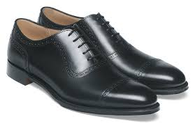 cheaney fenchurch r oxford in black calf leather 280