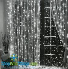 lighting curtains. led light curtain 288 crystal lights 12u0027 cool white i lighting curtains c