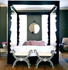 Mirror Canopy Bed Image 1 Mirror Top Canopy Bed – sammyville.com