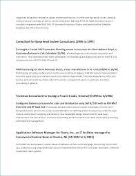 Finance Manager Resume Sample Elegant 53 Unique Finance Resume