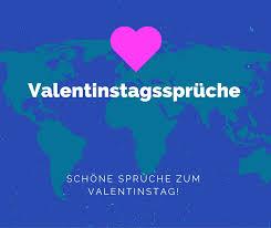 Valentinstagssprüche Die Schönsten Sprüche Zum Valentinstag