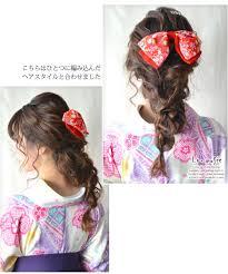 袴 髪飾り リボン 卒業式 和装 成人式 振袖 着物 大きい 人気 りぼん 紫