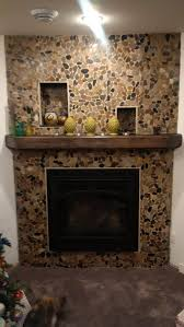 how to frame a fireplace