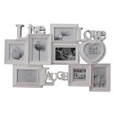 picture frames. Brilliant Picture JOJO Collage Photo Frame White In Picture Frames