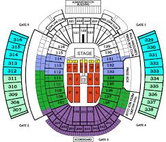 Ralph Wilson Stadium Seating Chart View Ralph Wilson Stadium Seating