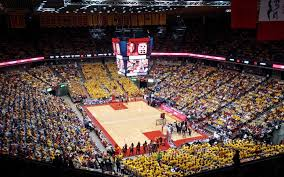Ku Basketball Seating Chart Kansas Ku Basketball Tickets Seatgeek