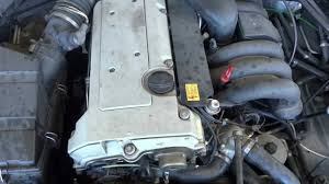 1995 mercedes benz s320 engine with 95k miles youtube 1996 Mercedes E320 1995 Mercedes E320 Engine Wiring Harness #14