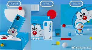 Xiaomi Mi 10 Youth Doremon Edition: Kỷ niệm 50 năm - Clickbuy