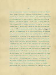 theodore roosevelt typed letter signed on leadership raab collection important essay and lesson of president theodore roosevelt on honesty and integrity in government