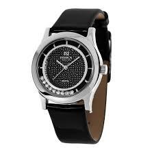 Купить серебряные <b>женские</b> наручные <b>часы НИКА</b> EGO артикул ...
