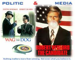 wag the dog the candidate wag the dog the candidate
