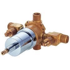 tub shower valves