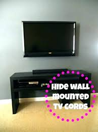 hide cables on wall hide tv cables behind wall uk