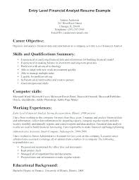 Example Of A Objective For A Resumes Objective Sample For Resume Joefitnessstore Com