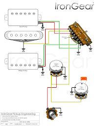 irongear pickups wiring Guitar Wiring Diagrams 1 Pickup hsh 1 volume, 1 tone 5 way h ss s ss h guitar wiring diagrams 1 pickup no volume