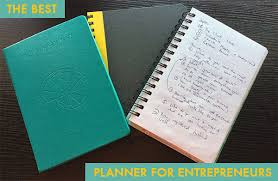 Business Day Planners Best Planner For Entrepreneurs Paper Planners Workbooks