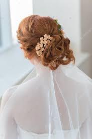 Zrzavé Vlasy Nevěsty Stock Fotografie Familylifestyle 109892728