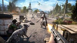 Top 10 Uk Games Chart Far Cry 5 Fifa Sea Of Thieves