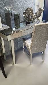 sparkly bedroom furniture. The Stunning Glitter Furniture Company Dining Room Chair Bedroom Silver Velvet In Sparkly