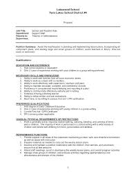 Curriculum Vitae Warehouse Manager Resume Objective Supervisor This