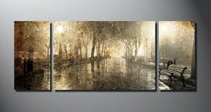 on wall art pieces with gold wall art unique wall art three piece art