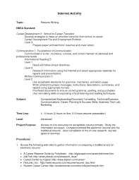 Extra Curricular Activities Examples For Resume Inspirational