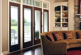 marvelous 4 panel sliding patio doors patio doors with built in blinds problems 4 panel sliding
