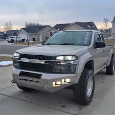 DIY Chevy Colorado Bumper (1621) - MOVE