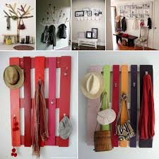 Creative Ideas For Coat Racks 100 Best DIY Coat Hat Rack Ideas That Are Easy To Make Diy hat 77