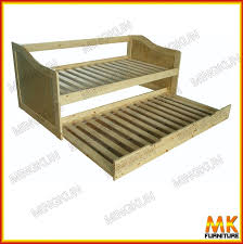 wooden sofa bed home designs come design with pull out bedplate single chaise lounge