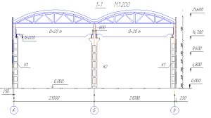 Реферат Технология строительства промышленного здания с  Технология строительства промышленного здания с использованием железобетонных конструкций