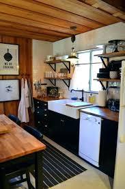 cabin kitchen ideas. Log Cabin Kitchen Ideas Compact