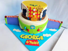Ellies Cakery Toy Story Birthday Cake
