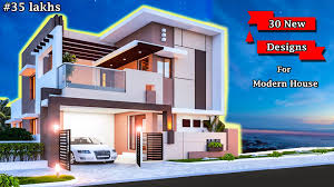 Building Elevation Designs For Double Floor Modern House Elevation House Elevation Front Elevation