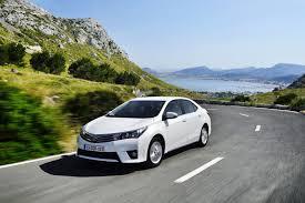 Euro-spec 2014 Toyota Corolla Engines Revealed - autoevolution
