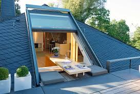 Innovative Dachfenster Sunshine Wintergarten