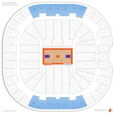 Tar Heels Basketball Seating Chart Littlejohn Coliseum Clemson Seating Guide Rateyourseats Com