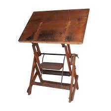 Vintage Architect's Desk, circa 1950s 1