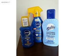 Iki Solution Body Creams Güneş Kremi Nivea Iki Adet Ve Losyon At Sahibinden Com