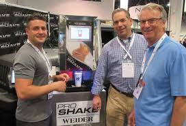 Protein Vending Machine Delectable Weider Vending Machine Delivers Freshly Blended Protein Shakes