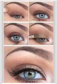 natural brown eye makeup
