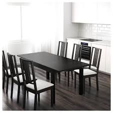 incredible ikea black glass dining metal table round top tables best kitchen chairs and wood tall