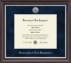 diploma frames unh engraved devonshire diploma framedocument size 10 w x 8 h approx overall frame size 18 w x 16 h 190 00
