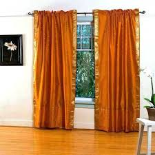 orange curtains target curtains blackout brown and burnt orange orange sheer curtains target