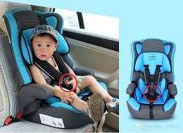 car seat buckle fashion car styling baby car safety seat belt buckle clip safety protection lock car seat buckle