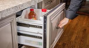 Kitchen Makeover Adds Storage Efficiency MasterBrand