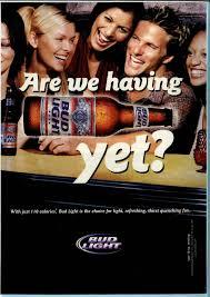 Advertising influences teen drinking