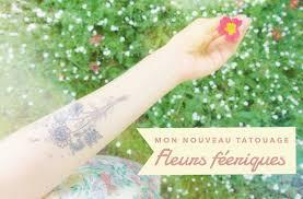 Mon Nouveau Tatouage Fleurs Féeriquesdésolée Papa