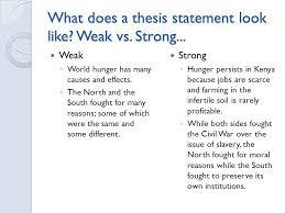 thesis statement what is it what is a thesis statement the  8 what