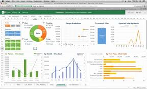 Excel Gauge Chart Template Download 42 Competent Excel Dashboard Templates 2019